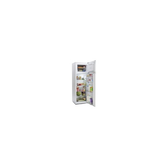 Servis T54170 Top mount Freestanding Fridge Freezer - White