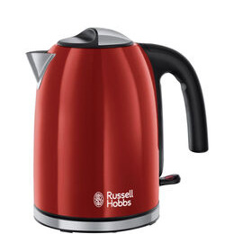 Colour Plus 20412 Jug Kettle - Red Reviews