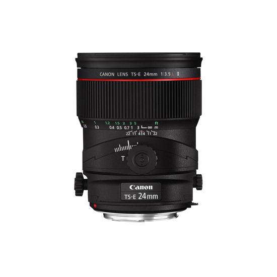 Canon TS-E 24 mm f/3.5 L II Tilt-shift Lens