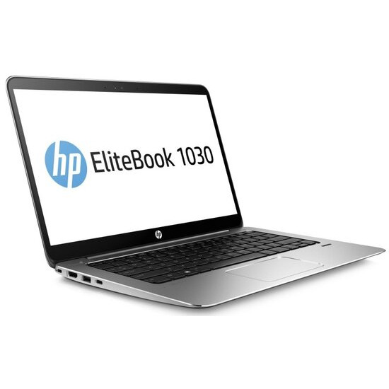 HP EliteBook 1030 G1 Laptop Intel Core M5-6Y54 1.1GHz 8GB RAM 256GB SSD Z Turbo13.3 QHD Touch No-DVD Intel HD WIFI Bluetooth Webcam Windows 10 Pro 64