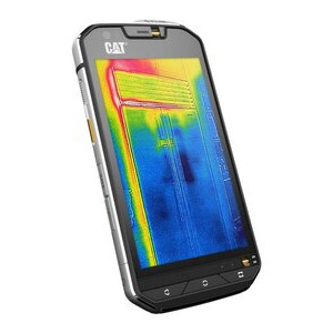 Photo of Cat S60 Thermal Imaging Rugged 32GB Mobile Phone