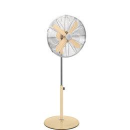 Retro 16 Pedestal Fan - Cream Reviews