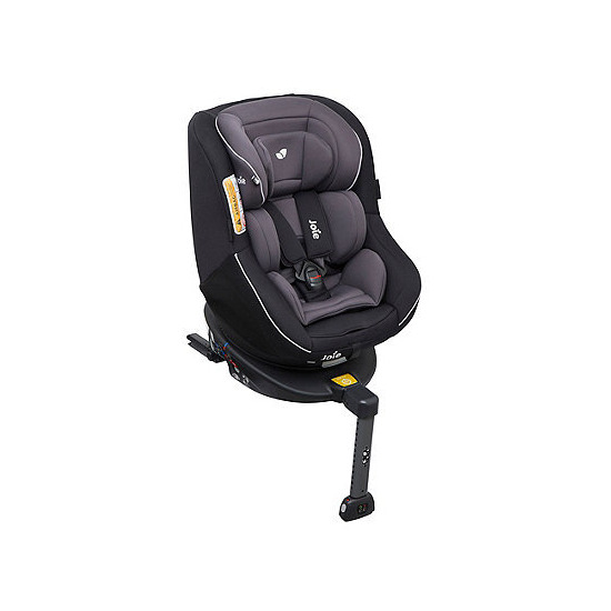 Joie Spin 360 Combination Car Seat - Two Tone Black