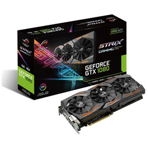 Photo of Asus ROG Strix GeForce GTX 1080 Graphics Card