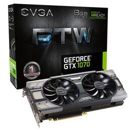 EVGA GeForce GTX 1070 FTW Reviews