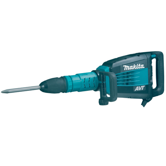 Makita HM1214C 110V 1500W SDS Max 'In Line' Demolition Hammer