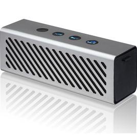 iWantIT IPBTB16 Portable Wireless Speaker Gun Metal & Reviews