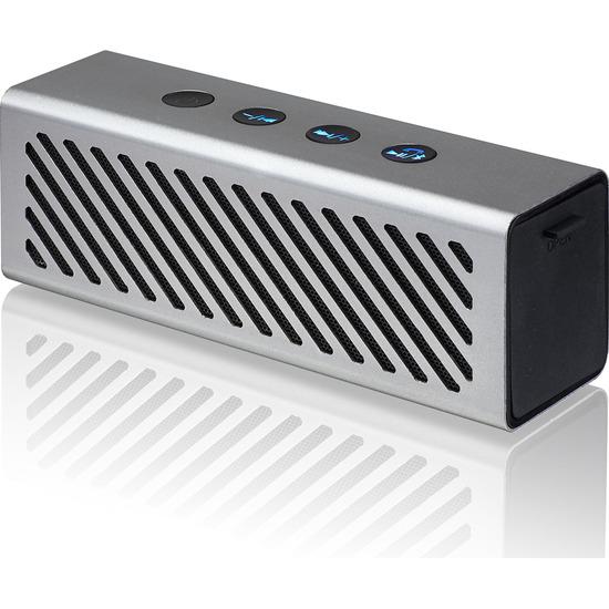 iWantIT IPBTB16 Portable Wireless Speaker Gun Metal &