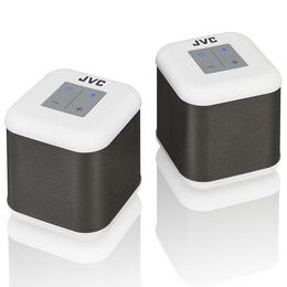 JVC SP-AT3-W Portable Wireless Speakers Reviews