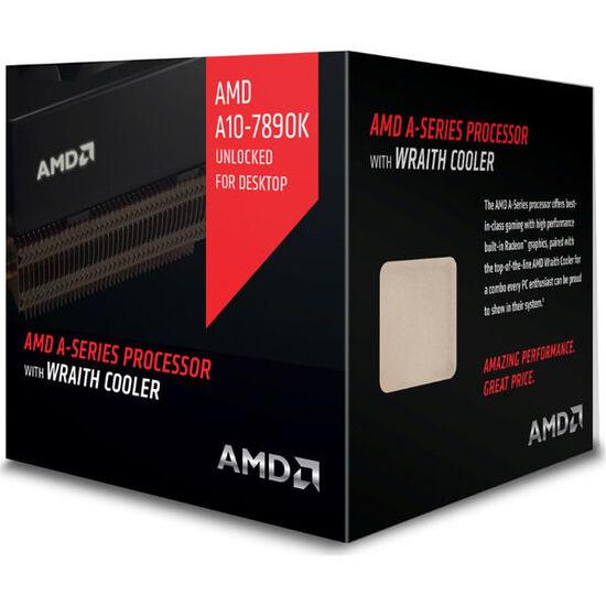 AMD Wraith HPK A10 7890K CPU - Retail