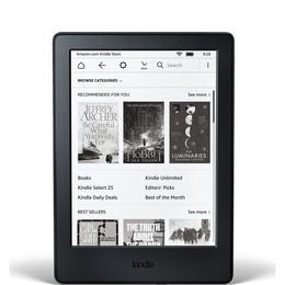 Kindle Touch eReader 2016 - Black Reviews