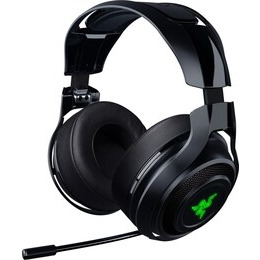 Razer Man O' War Wireless 7.1 Gaming Headset Reviews
