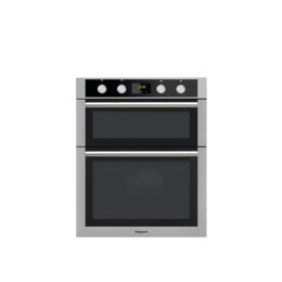 Hotpoint Class 4 DU4841JCIX Electric Double Oven - Stainless Steel Reviews