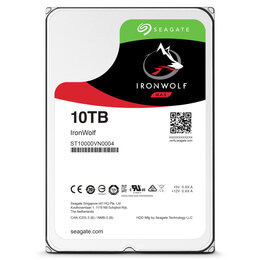 Seagate Ironwolf 10TB Reviews
