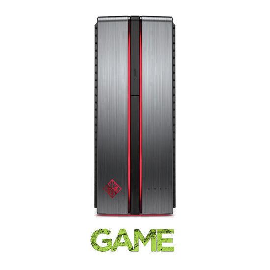 HP OMEN 870-009na Gaming PC - Gun Metal