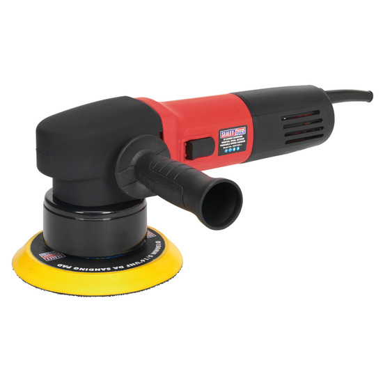 Sealey DAS150T Random Orbital Dual Action Sander 150mm 240v