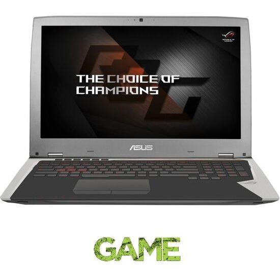 "ASUS Republic of Gamers GX700 17.3"" Gaming Laptop - Silver"