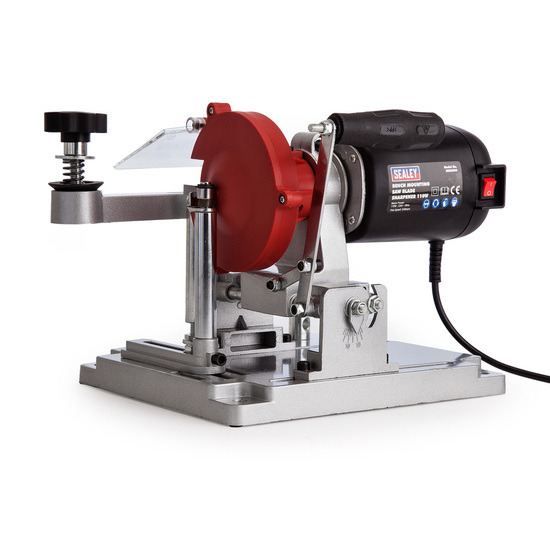 Sealey SMS2003 Saw Blade Sharpener with Bench Mounting 110 Watt