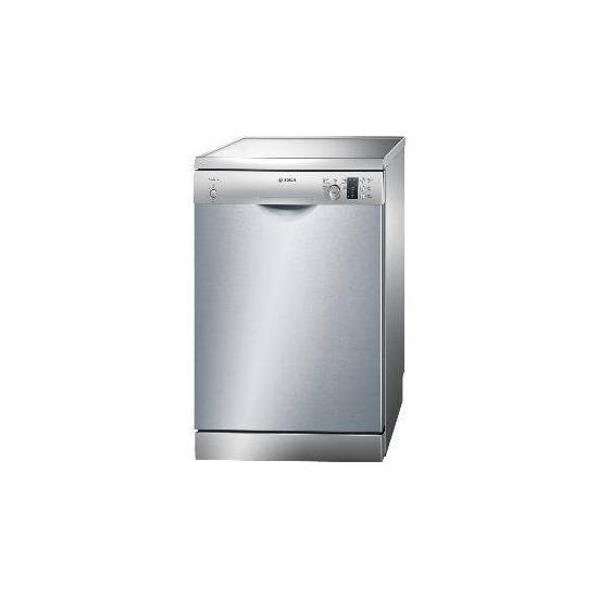 Bosch ActiveWater SPS53M08GB Slimline Dishwasher Stainless Steel