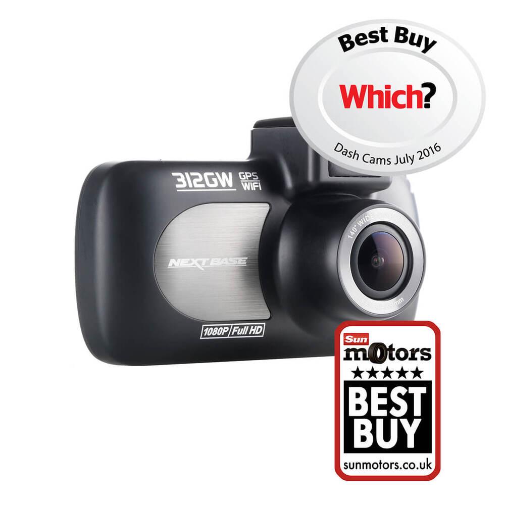 Nextbase 312GW Dashcam Reviews - Compare Prices and Deals