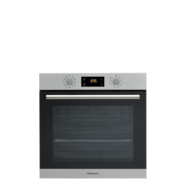 Hotpoint Class 2 SA2 844 H IX Built-in Oven - Stainless Steel Reviews