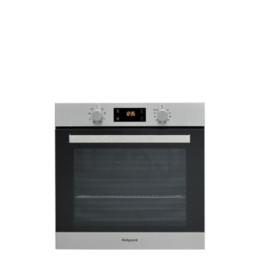 Hotpoint Class 3 SA3 540 H IX Built-in Oven - Stainless Steel Reviews