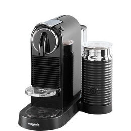 Magimix CitiZ & Milk Coffee Machine - Black Reviews