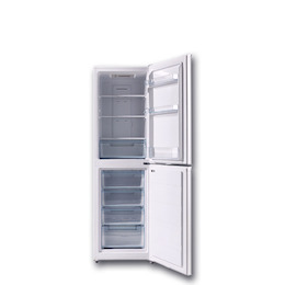 Lec TNF60188W White Freestanding frost free fridge freezer Reviews