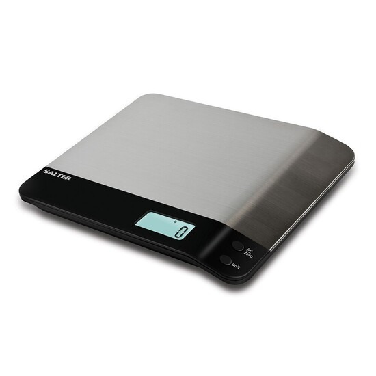 Salter Curve Electronic Digital Kitchen Scales