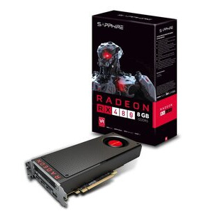 Photo of XFX Radeon RX 480 Graphics Card