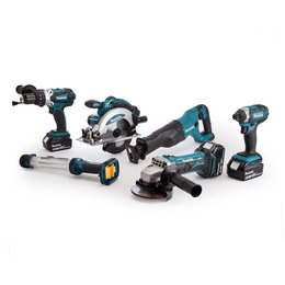 Makita DLX6044PT Reviews