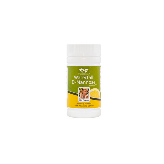 Waterfall D-Mannose Lemon Powder (TLE)