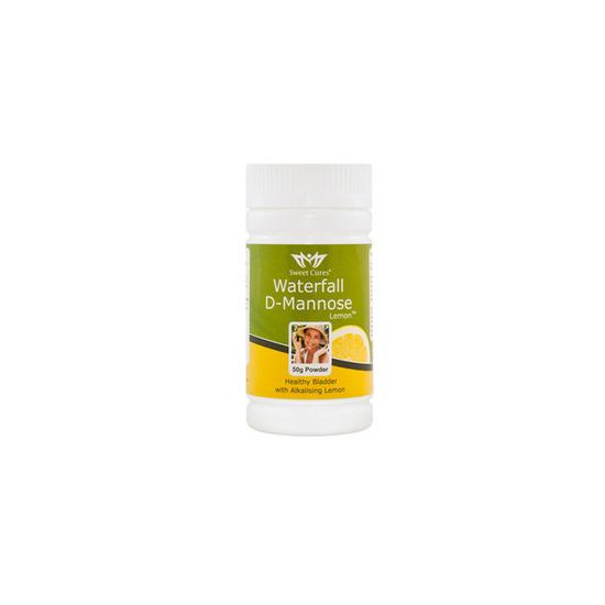 Waterfall D-Mannose Lemon Powder (TLE)