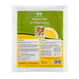 Waterfall D-Mannose Lemon Powder Sachet (FLE) Reviews