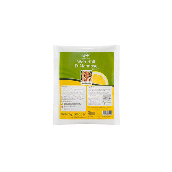 Waterfall D-Mannose Lemon Powder Sachet (FLE)