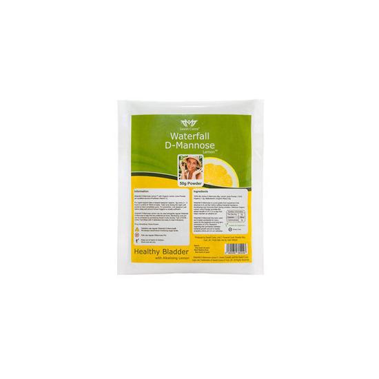 Waterfall D-Mannose Lemon Powder Sachet (FLE)