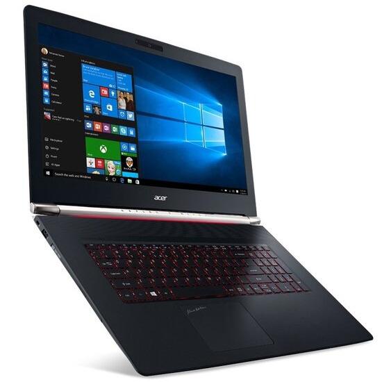 ACER Aspire V Nitro V5-592G Laptop Intel Core i5-6300HQ 2.3GHz 8GB RAM 1TB HDD 15.6 FHD No-DVD NVIDIA GTX 960M WIFI Webcam Bluetooth Windows 10 Home 64bit