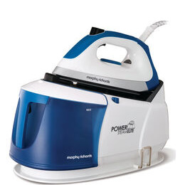 Power Steam Elite 332010 Steam Generator Iron - White & Blue Reviews
