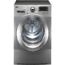 LG RC8055EH2M Heat Pump Tumble Dryer Steel Reviews