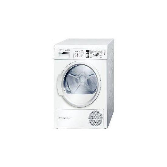 Bosch WTW863S1GB Heat Pump Condenser Tumble Dryer