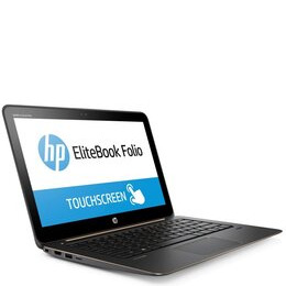 HP EliteBook Folio 1020 Laptop Intel Core M-5Y71 1.2GHz 8GB RAM 512GB SSD 12.5 QHD 2560 x 1440 Touch No-DVD Intel HD WIFI Webcam Bluetooth Windows 10 Pro Reviews