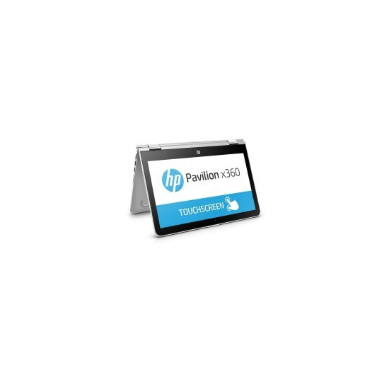 HP Pavilion x360 13-u005na Core i5-6200U 8GB 1TB 13.3 Inch Full HD Touchscreen Windows 10 Convertible Laptop