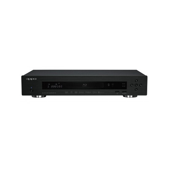 Oppo BDP103D 3D Darbee Edition Blu Ray Player + Calibration Disk