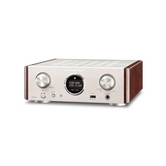 Marantz HD-DAC1 Headphone Amplifier and DAC Silver