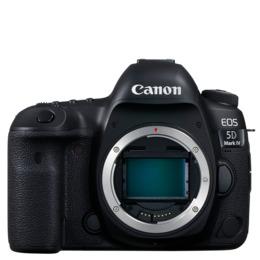 Canon EOS 5D Mark IV Digital SLR (Body Only) Reviews