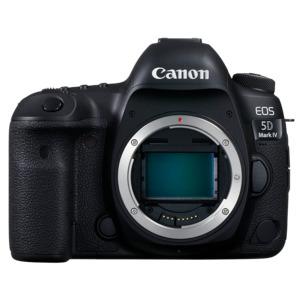 Photo of Canon EOS 5D Mark IV Digital SLR (Body Only) Digital Camera