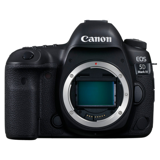 Canon EOS 5D Mark IV Digital SLR (Body Only)