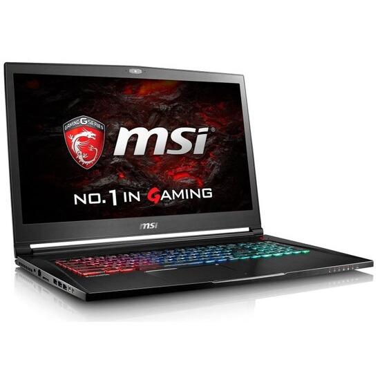 MSI GS73VR 6RF(Stealth Pro)-007UK Gaming Laptop Skylake i7-6700HQ 16GB DDR4 256GB SSD 2TB HDD 17.3 FHD NVIDIA GTX 1060 6GB WIFI Windows 10 Home 64bit