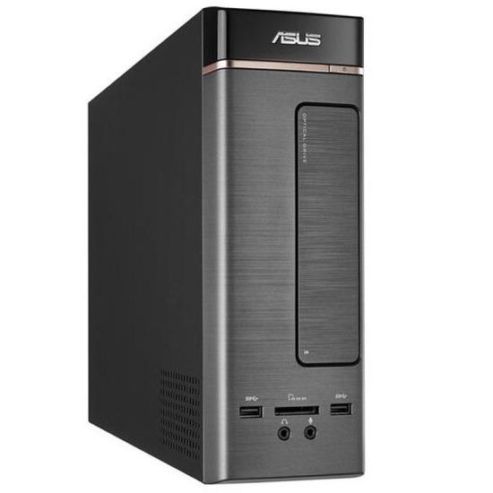 ASUS K20CE Desktop PC Intel Celeron 4GB RAM 1TB HDD DVDRW Intel HD WIFI Windows 10 Home 64-bit