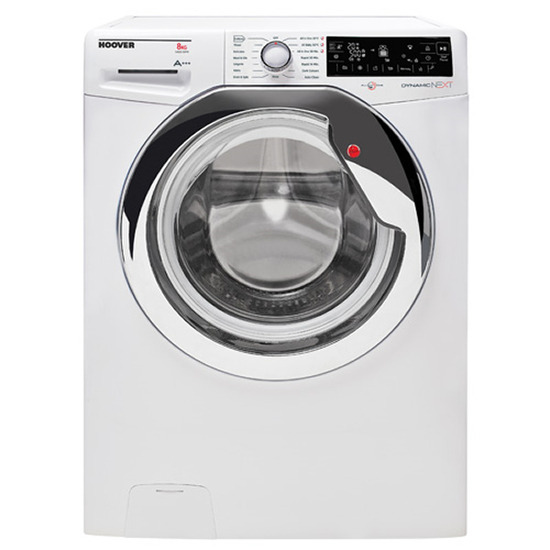Hoover DXP48AIW3 DYNAMIC NEXT 1400rpm Washing Machine 8kg Load A